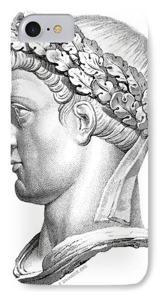 Constantine I (d. 337) Phone Case by Granger