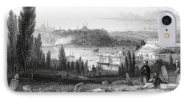 Constantinople, 1833 Phone Case by Granger