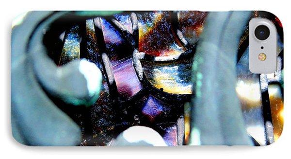 Contrasting Detail IPhone Case by Lisa Brandel