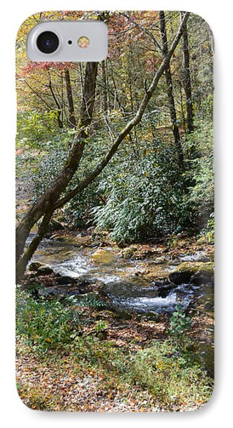 IPhone Case featuring the photograph Cool Creek by Margaret Palmer