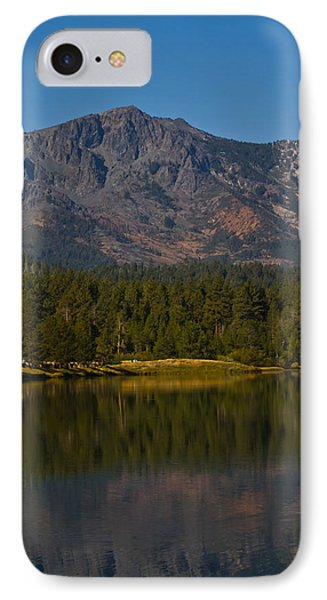 Cool September Days Phone Case by Mitch Shindelbower