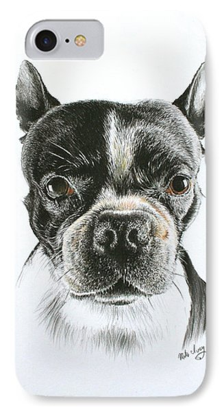 Cooper IPhone Case by Mike Ivey