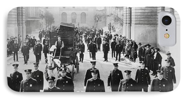 Cops, 1922 Phone Case by Granger