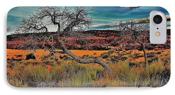 Coral Dunes IPhone Case by Benjamin Yeager