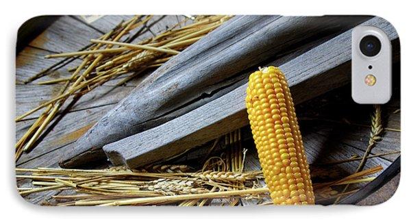 Corn Cob Phone Case by Carlos Caetano