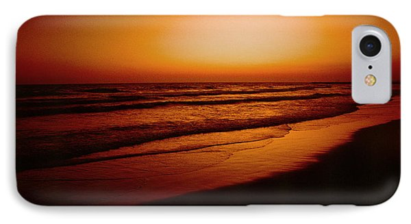 Corona Del Mar IPhone Case by Mark Greenberg
