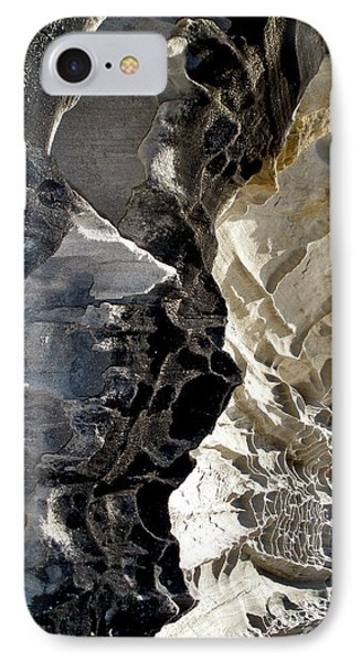 Corrosion By Nature Phone Case by Kaye Menner