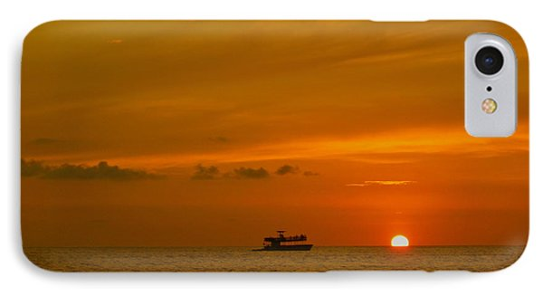 IPhone Case featuring the photograph Costa Rica Sunset by Eric Tressler
