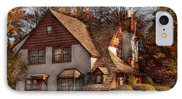 Cottage - Westfield Nj - Family Cottage Phone Case by Mike Savad