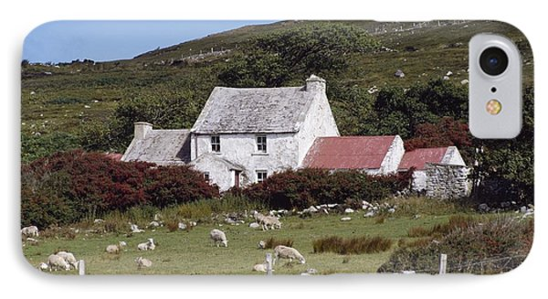 Cottage, Ireland Phone Case by The Irish Image Collection