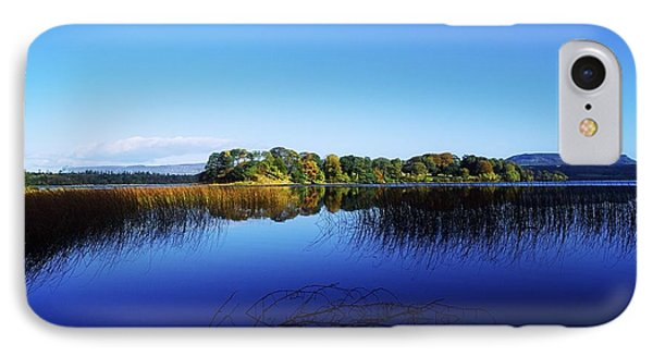 Cottage Island, Lough Gill, Co Sligo Phone Case by The Irish Image Collection