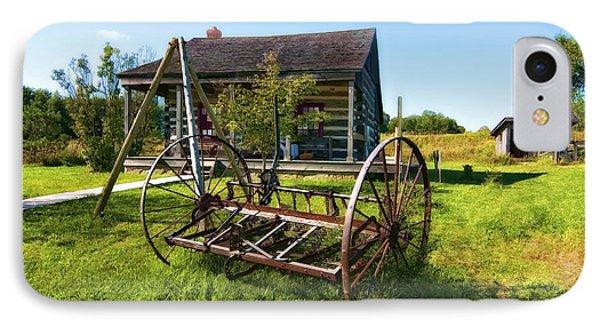 Country Classic Oil Phone Case by Steve Harrington