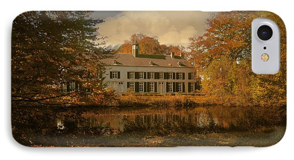 Country Estate Genbroek Phone Case by Nop Briex