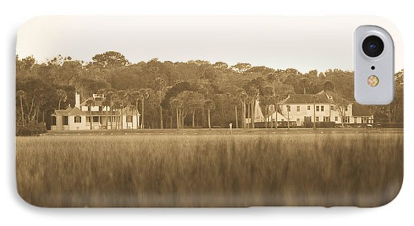 IPhone Case featuring the photograph Country Estate by Shannon Harrington