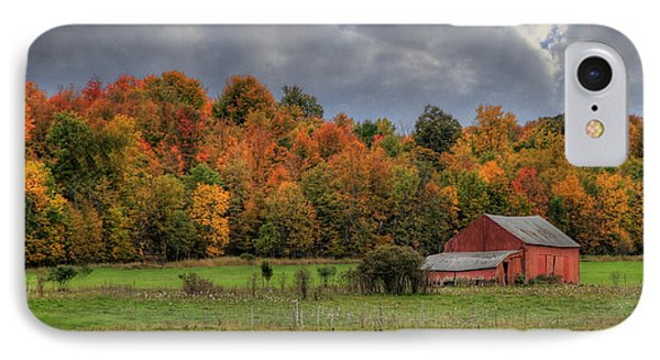 Country Time Phone Case by Lori Deiter