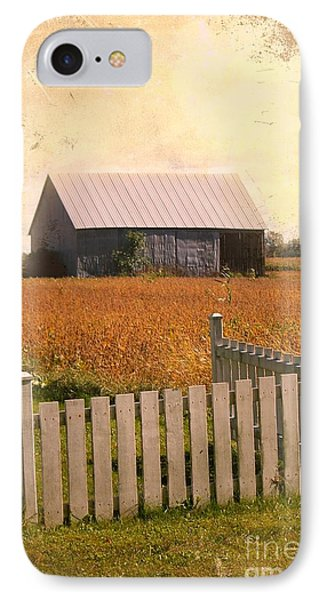 Countryside Life Phone Case by Sophie Vigneault