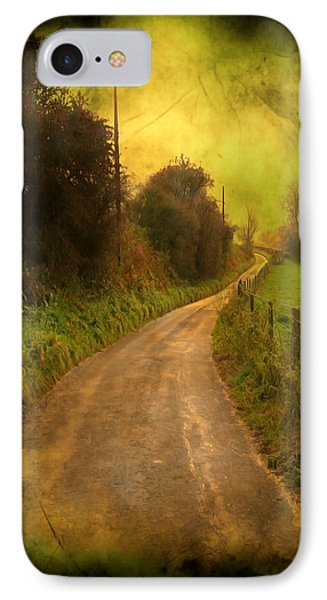 Countryside Road Phone Case by Svetlana Sewell
