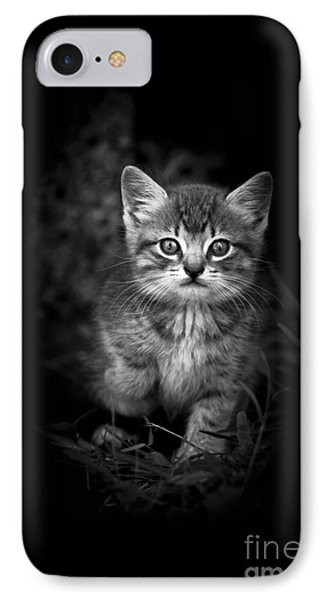 Courageous Phone Case by Kim Henderson