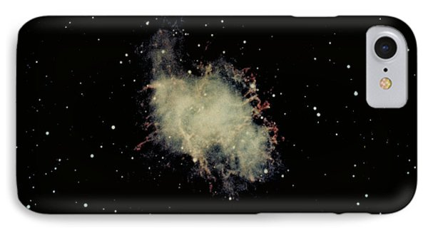 Crab Nebula Phone Case by Hale Observatories