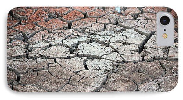 Cracked Earth Phone Case by Athena Mckinzie