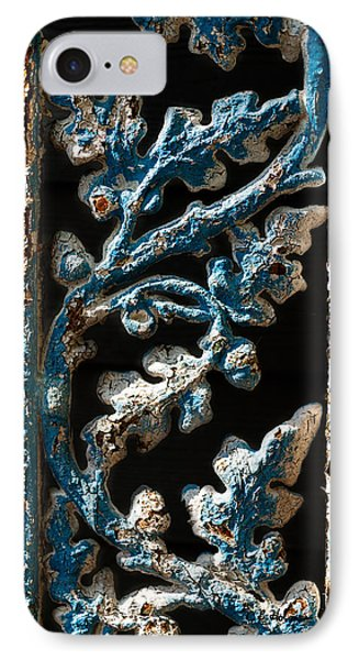 Crackled Coats Phone Case by Christopher Holmes