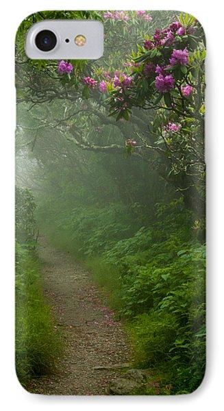 Craggy Path 2 Phone Case by Joye Ardyn Durham