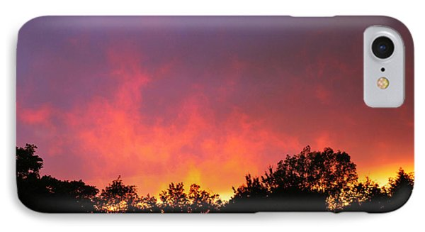 Crepuscule IPhone Case by Bruce Patrick Smith