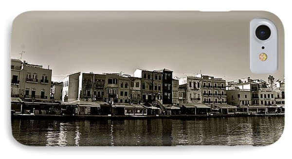 IPhone Case featuring the photograph Crete Reflected by Eric Tressler