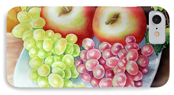 Crispy Fruits IPhone Case