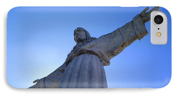 Cristo Rei IPhone Case by Anonymous