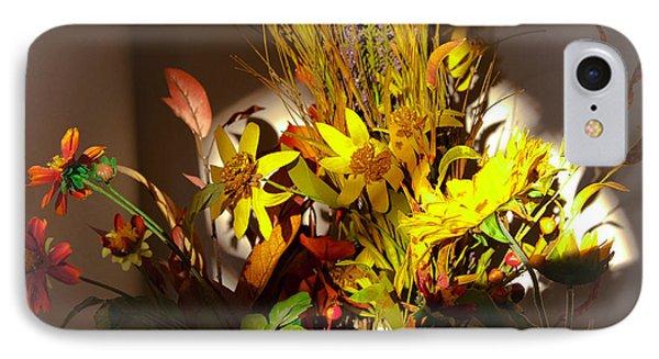 Crock Pot Full Of Flowers IPhone Case