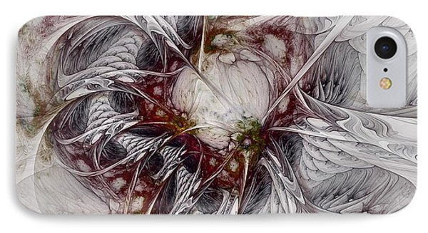 IPhone Case featuring the digital art Crowd Of Sorrows by NirvanaBlues