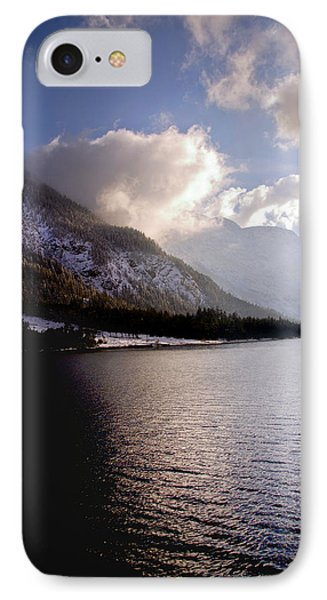 Cruise On Calm Waters IPhone Case