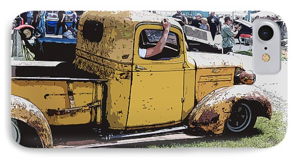 Cruising The Old Chevy Phone Case by Steve McKinzie