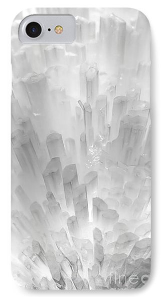 IPhone Case featuring the photograph Crystal City by Adrian LaRoque