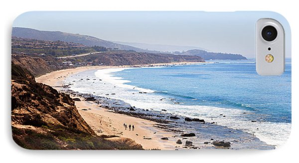 Crystal Cove Orange County California IPhone Case