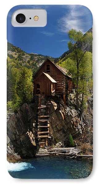 Crystal Mill 2 Phone Case by Marty Koch