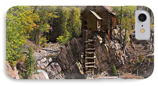 Crystal Mill 3 Phone Case by Marty Koch