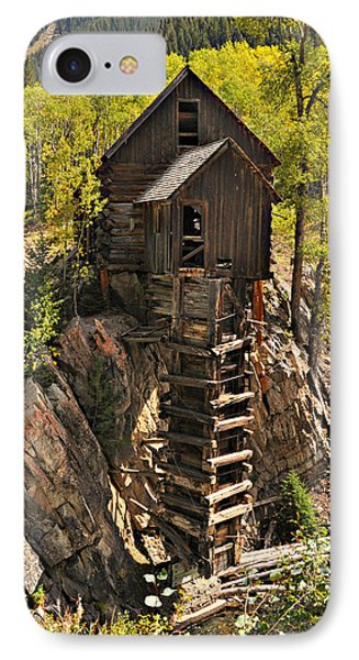 Crystal Mill 6 Phone Case by Marty Koch