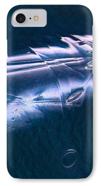 Crystalline Entity Panel 1 Phone Case by Peter Piatt