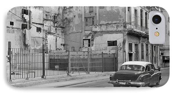 IPhone Case featuring the photograph Cuban Car by Lynn Bolt