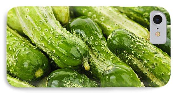 Cucumbers  IPhone Case