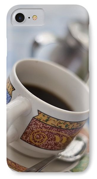 Cup Of Coffee Phone Case by David DuChemin