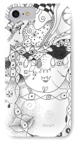 Curiosity Phone Case by Helena Tiainen