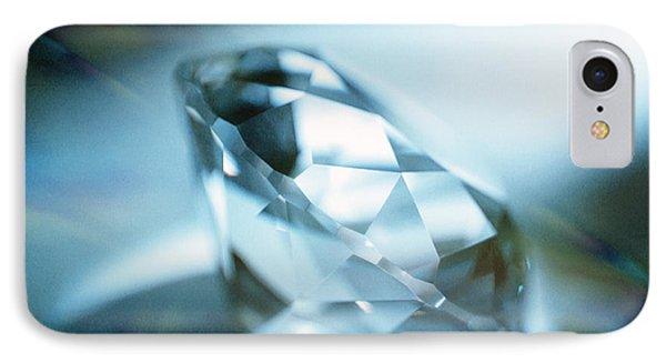 Cut Diamond Phone Case by Pasieka