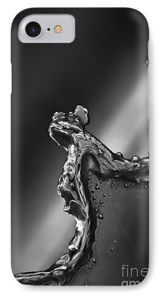 Cutting Edge Sibelius Monument IPhone 7 Case by Clare Bambers
