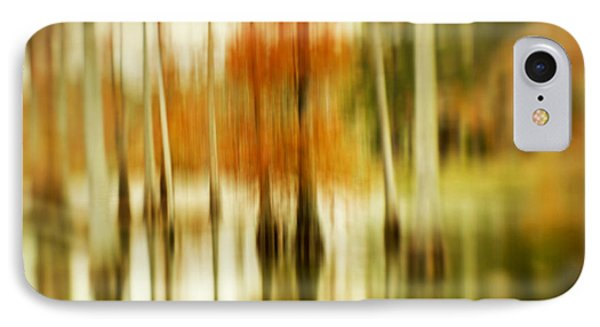 Cypress Morning Phone Case by Scott Pellegrin