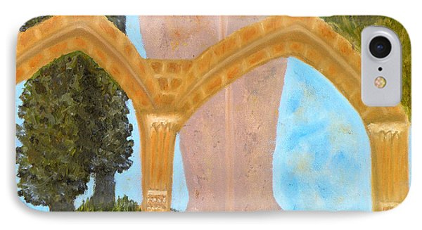 Cyprus Abbey Of Bellapais IPhone Case by Augusta Stylianou