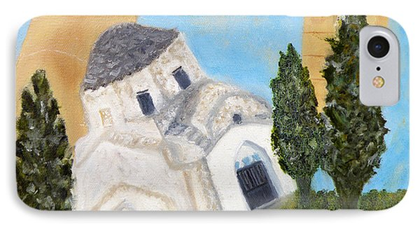 Cyprus Church Of Saint Andronikos IPhone Case by Augusta Stylianou