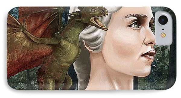 Daenerys IPhone Case